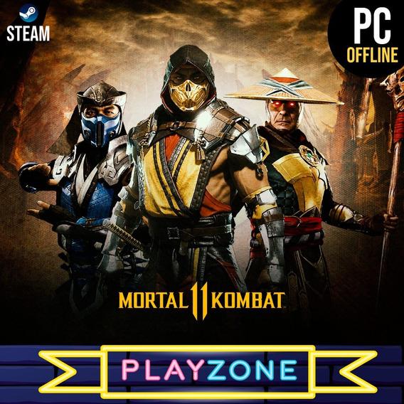 Mortal Kombat 11 Aftermath + Shao Kan+pack Bundle Pc Offline