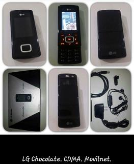 Telefono Celular Lg Chocolate Mx800 Cdma