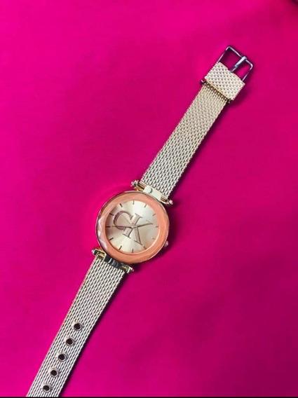 Relógio Analógico Feminino, Resistente A Água.