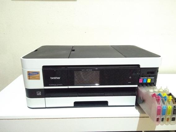 Impressora A3 Wi-fi Usada Brother Mfc-j4510dw Defeito