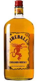 Whisky Fireball Plaza Serrano-microcentro Envio S/cargo