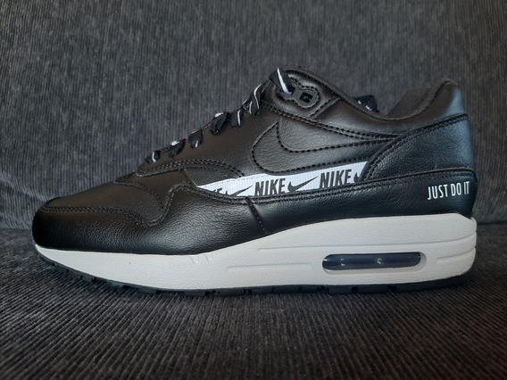 Zapatillas Nike Air Max 1 Se Negras Mujer Hombre