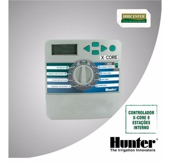 Controlador Irrigação X-core-8 Estacoes Interno 220v