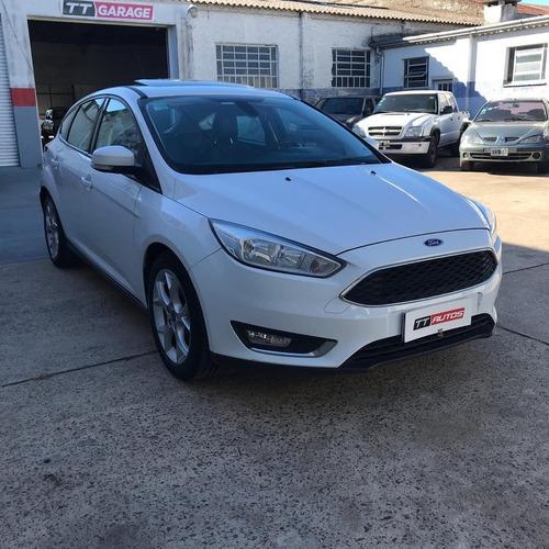 Ford Focus Se Plus Automático 2016