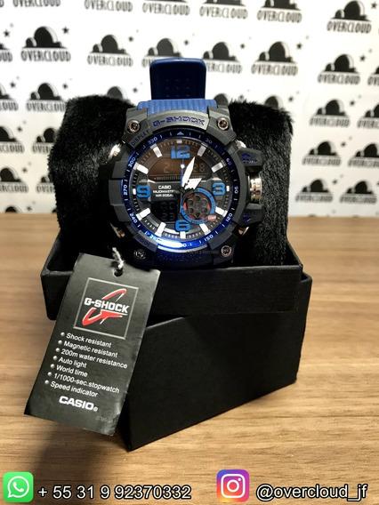Relógio Masculino G-shock Casio Vários Modelos