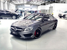 Mercedes-benz Cla 45 Amg - Blindado