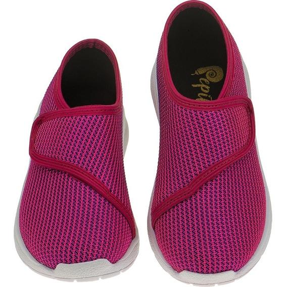 Tênis Infantil Feminino Promoção Sapato Menina Escolar Kids