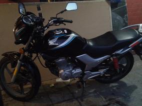 Honda New Storm 125 Negra Año 2015