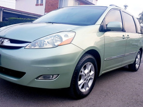 Toyota Sienna Xle Piel Limited Qc Dvd At 2006
