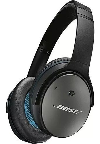 Bose Qc25 Headphones Para Aparelhos Apple - Novo E Com Case