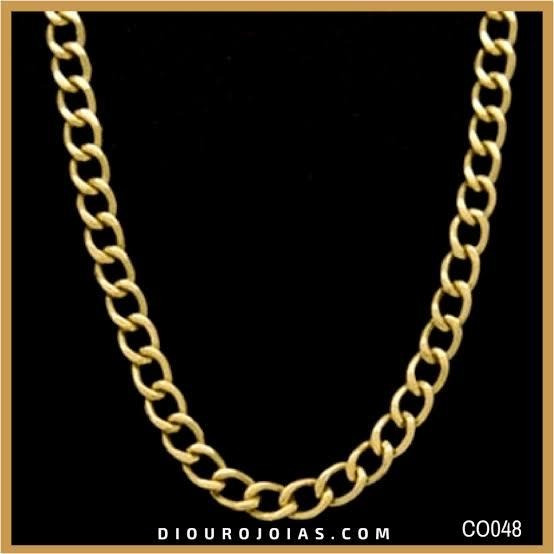 Pulseira Em Ouro 18k 12 Gramas