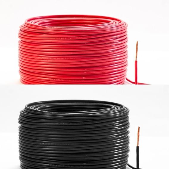 Pack 2 Cajas Cable Electrico Calibre 12 De 100 Metros