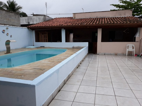 Casa Amplo Terreno, Com Piscina. - 373