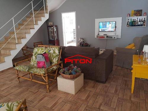 Imagem 1 de 19 de Sobrado À Venda, 120 M² Por R$ 550.000,00 - Vila São Geraldo - São Paulo/sp - So0607