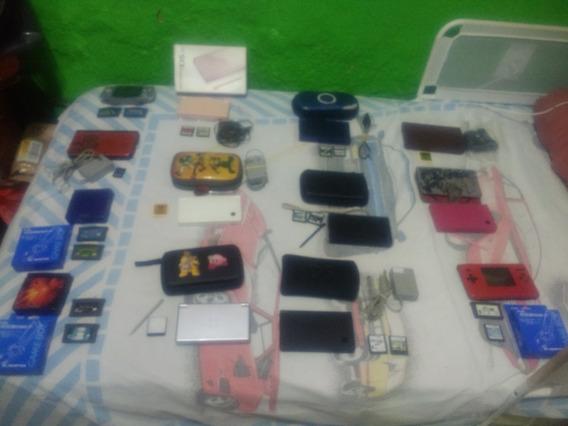 Lote De Nintendo Ds,dslite,3ds,dsxl,3dsxl,game Boy Descrição