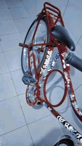 Imagem 1 de 4 de Bicicleta Monark Barra Circular Aro 26 Reduzido