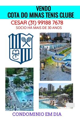 Cota Do Minas Tênis Clube, Oportunidade, Facilito Pagamento