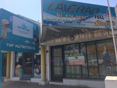 Local Comercial Sobre Monseñor Pablo Cabrera