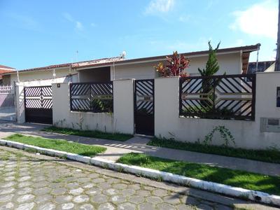 Casa Térrea Muito Próximo Da Praia A Venda Em Peruíbe