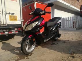 Scooter Ds150 Italika - Full Led