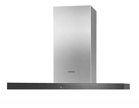 Campana Samsung Hdc9a90tx Acero Inox 90cm Touch En Cuotas