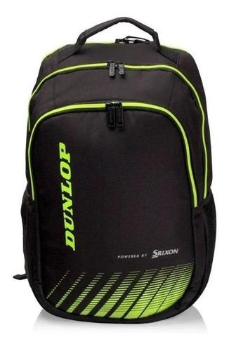 Mochila / Raqueteira De Tenis Dunlop Sx Performance Preto