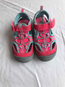 Tênis Oshkosh Bigoshi Infantil Rosa, Tamanho 24