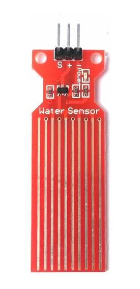 Sensor De Água, Chuva P/ Arduino Pic E Outros