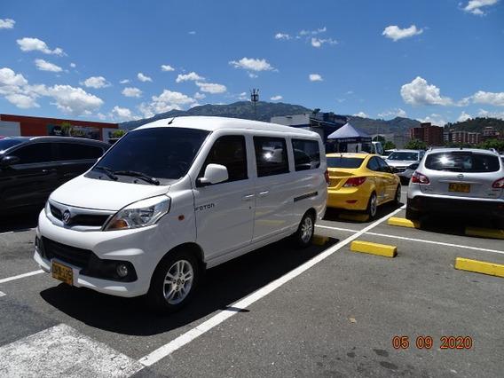 Minivan Foton Pasajeros