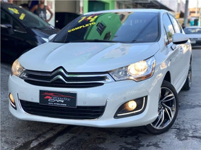 Citroen C4 Lounge 1.6 Exclusive 16v Turbo Gasolina 4p Automá
