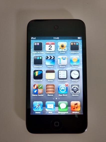 iPod Touch Apple 8gb Mc540e/a A1367 Sem Detalhes, Perfeito