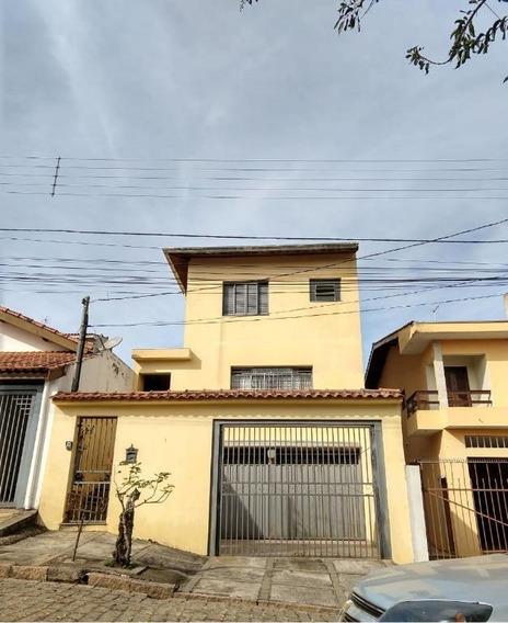 Casa Com 5 Dormitórios À Venda, 243 M² Por R$ 850.000 - Centro - Atibaia/sp - Ca0432