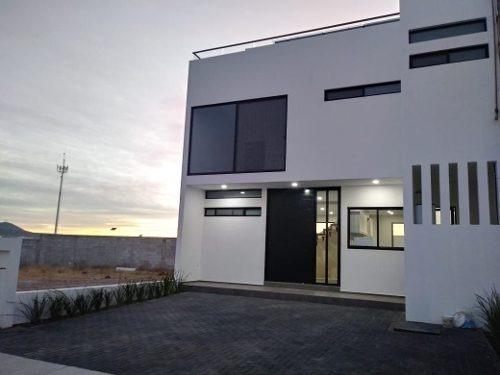 Preciosa Casa En Venta En Fracc. Zen Life El Marques Qro. Mex.
