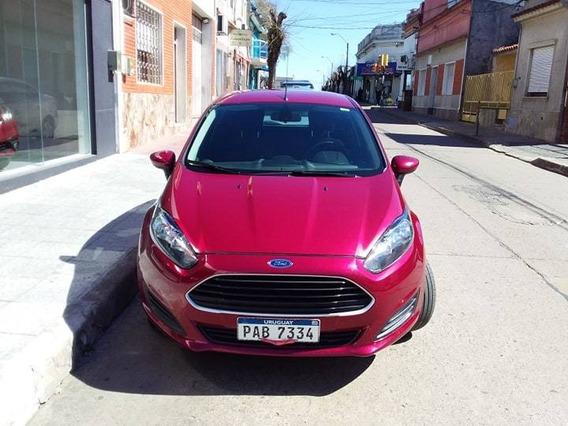 Ford Fiesta S Plus Año 2016 Único Dueño