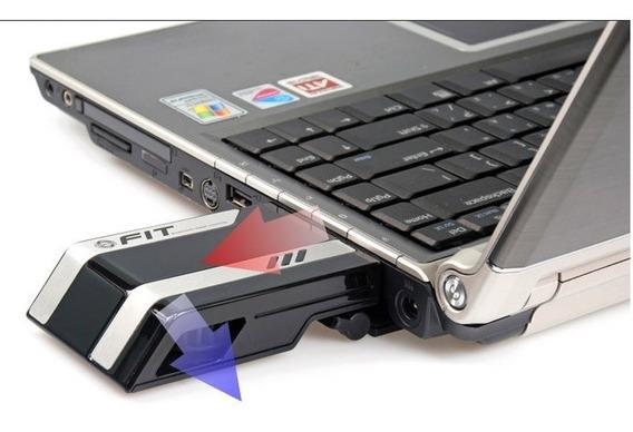 Cooler Exaustor Portátil Usb Notebook Ultrabook Laptop Mac