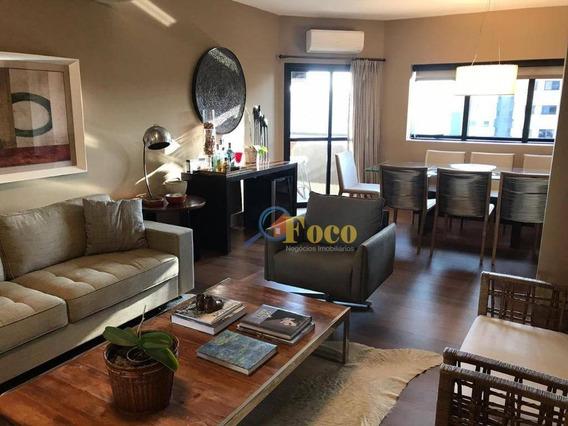 Apartamento Residencial À Venda, Edifício Europa, Itatiba - Sp. - Ap0260