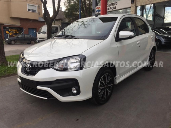 Toyota Etios Xls 2019 0km