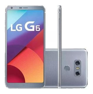 Lg G6 H870 - 4gb Ram 32 Gb Platinum