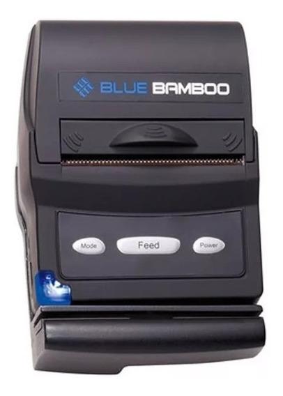 Mini Impressora Portatil Bluetooth Termica Pedidos P25m C/ N