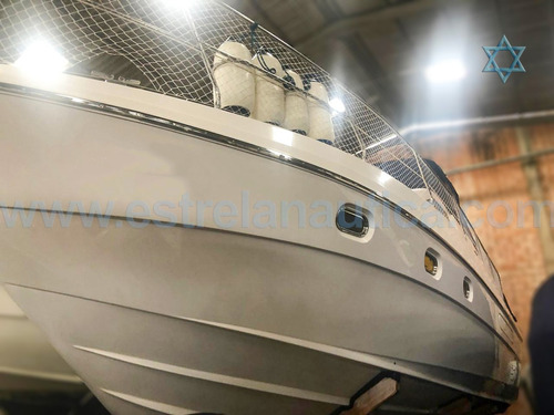 Lancha Intermarine 440 Barco Iate N Ferretti Fairline Axtor