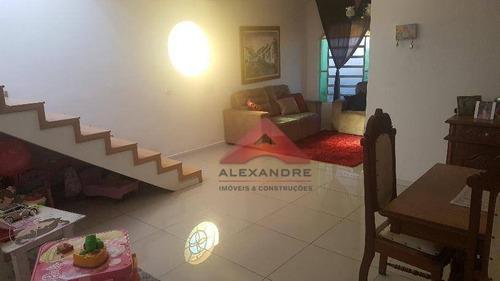 Imagem 1 de 30 de Casa À Venda, 243 M² Por R$ 480.000,00 - Jardim Jussara - São José Dos Campos/sp - Ca4152
