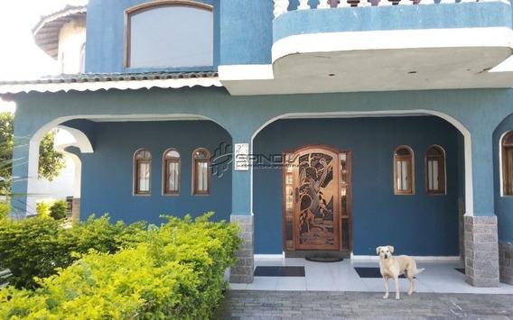 Sobrado Residencial À Venda, Solemar, Praia Grande - Ca1142. - So0019