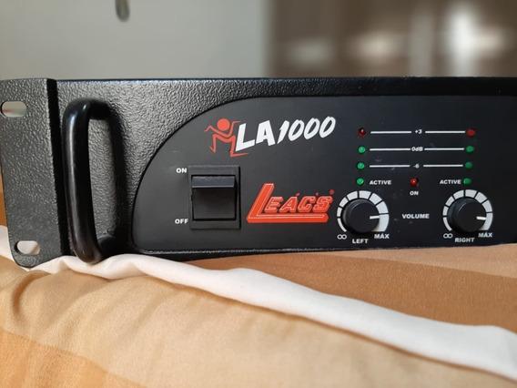 Amplificador De Potência Leacs La 1000