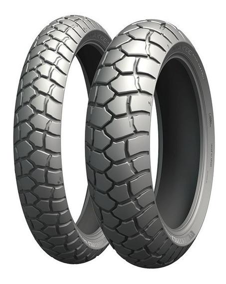 Combo Anakee Adventure 120/70-19 + 170/60-17 Michelin