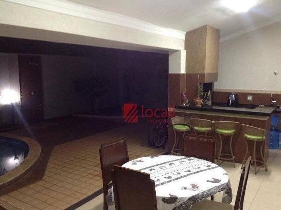 Casa Residencial À Venda, Residencial Gaivota I, São José Do Rio Preto. - Ca1201