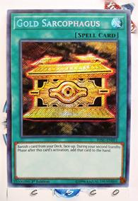 Yugi-oh! Gold Sarcophagus Hisu-en051 Secret