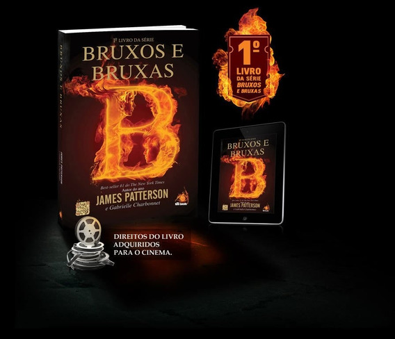 Livro Bruxos E Bruxas