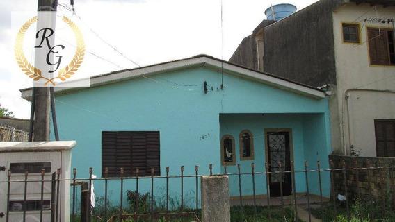 Casa Residencial À Venda, Maria Regina, Alvorada. - Ca0101
