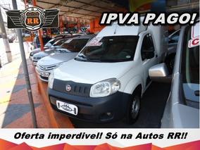 Fiat Fiorino Furgao 1.4 Ideal A Trabalho Ipva Pago Autos Rr
