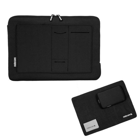 Capa Case P/ Notebook De 13, 14, 15, 17 Polegadas + Kit